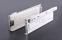 Направляющие Метабокс GTV MP-086350-10 86/350 мм Белый (29088)