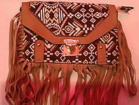 Женская сумка- клатч