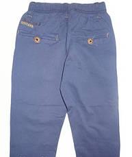 Котоновые брюки для мальчика Grace р.104-128см, фото 3