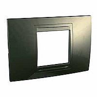 Рамка 2-модульная UNICA ALLEGRO (бронза)