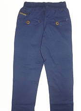 Котоновые брюки для мальчика Grace р.104-128см, фото 2