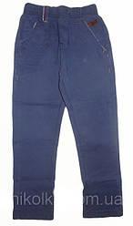Котоновые брюки для мальчика Grace р.104-128см