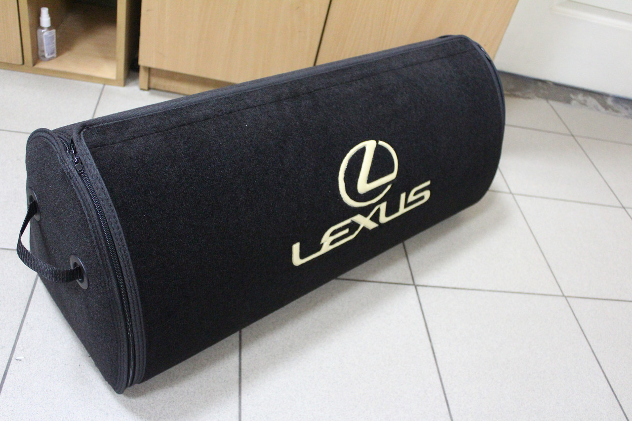 8679b8d19df0 Органайзер в багажник автомобиля Lexus (текстильный) сумка органайзер -  Автосемья - Автоаксессуары для вашего