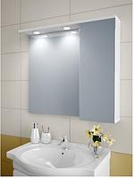 Шкаф зеркальный Garnitur.plus в ванную с LED подсветкой 17SZ