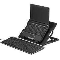 Подставка для ноутбука с охлаждением NOTEBOOK STAND, фото 1