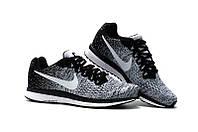 Женские кроссовки Nike Air Zoom Pegasus 34 black-white, фото 1