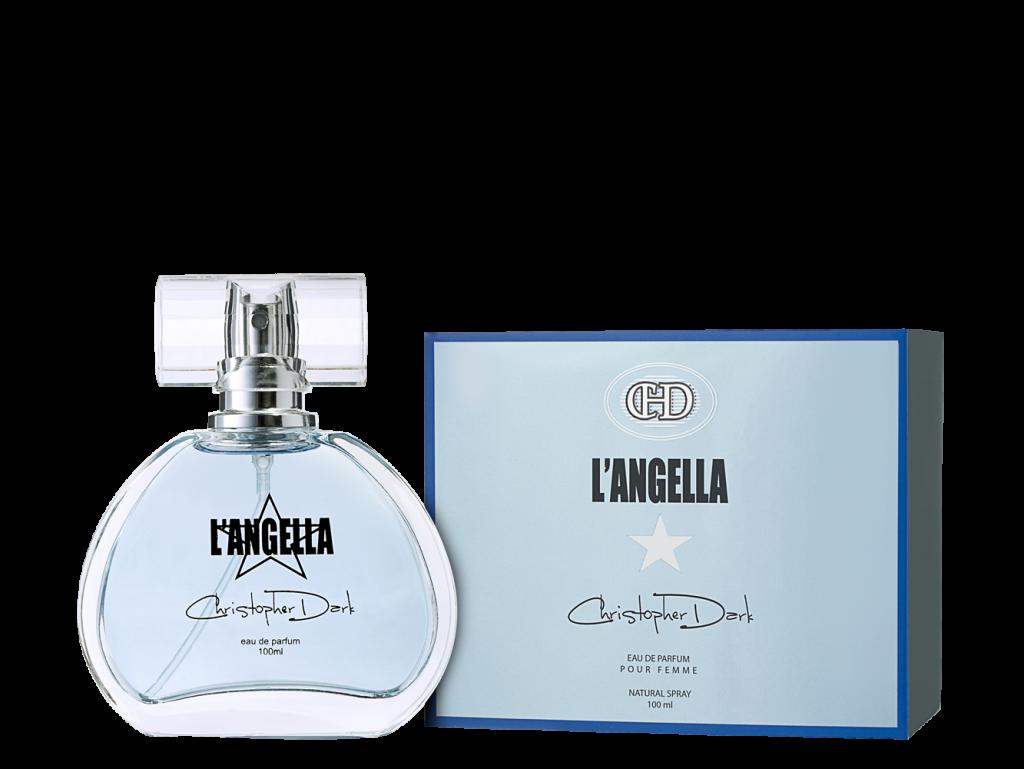 Christopher Dark L'Angella-версия аромата Thierry Mugler Angel