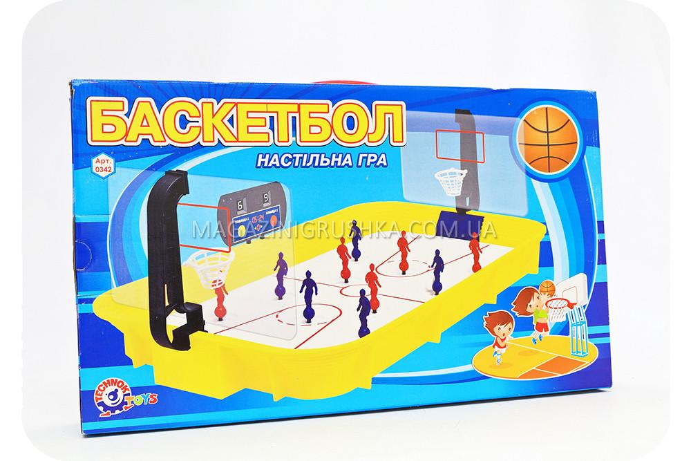 170d9ed5 Настольная игра «Баскетбол» Технок 0342, цена 193 грн., купить в Бердянске  — Prom.ua (ID#511745611)