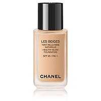 Тональный флюид  CHANEL LES BEIGES TEINT BELLE MINE NATURELLE