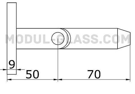 Фитинг OF-Q3, фото 2