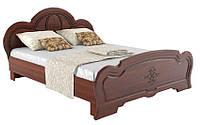 Кровать 160 Каролина Сокме/вишня