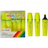 Текстовыделитель Highlighter DH-700 жовтий