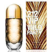 Carolina Herrera 212 VIP Wild Party EDР 80 ml. ( для женщин )