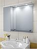 Шкаф зеркальный Garnitur.plus в ванную с LED подсветкой 22S
