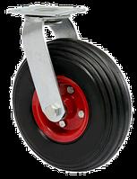"""Колесо поворотное """"Norma"""", """"Norma High"""" с крепежной панелью,диаметр-380мм"""