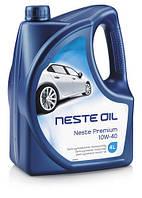 Моторное масло Neste Premium 10W40 (API SN/CF) 4