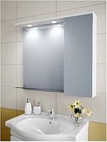 Шкаф зеркальный Garnitur.plus в ванную с LED подсветкой 23SZ