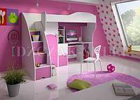 Детская подростковая кровать мебель