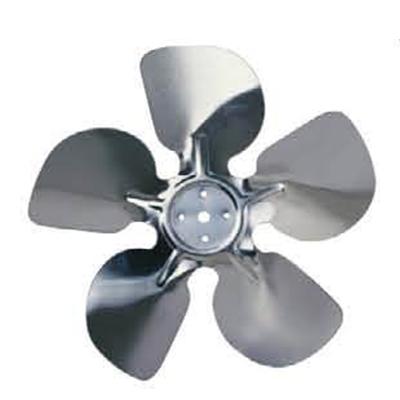 Размеры крыльчаток вентилятора, имеющихся в ассортименте