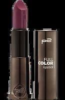 Губная помада p2 FULL COLOR lipstick № 050 shout out loud