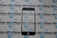 Стекло корпуса для мобильного телефона Apple iPhone 7 Черное