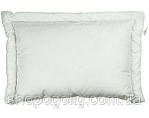 Силиконовая подушка, бязь отбеленная