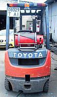 Газовий навантажувач Toyota бо 02-8FGF15