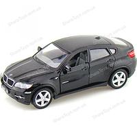"""Детская игрушечная машинка Kinsmart """"BMW X6"""""""
