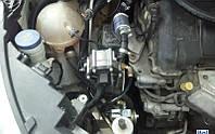 Установка гбо на двигатель вальвотроник на автомобиль Sitroёn C4