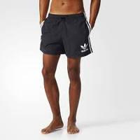 Шорты для плавания Adidas CLFN SWIM SHORTS BK0011