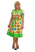 """Платье """"Полянка"""" - Модель 639-5, фото 1"""