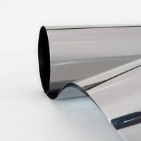 Солнцезащитная зеркальная плёнка АRMOLAN R Silver 05 (серебро) ширина 1,524 мм.