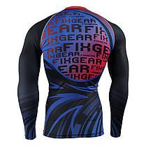 Комплект Рашгард Fixgear і компресійні штани CFL-93+FPL-BB, фото 3