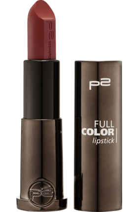 Губная помада p2 FULL COLOR lipstick № 060 lipstick whisper me wishes