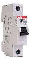 АВВ вимикач автоматичний 1п С 10A