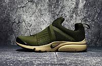 Женские кроссовки Nike Air Presto хаки, фото 1