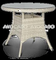 Стол круглый horeca   RONDO  WHITE  80х80см