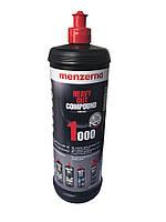 Высокоабразивная полировальная паста Menzerna Heavy Cut Compound 1000, 1кг