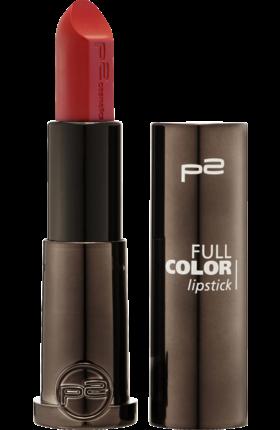 Губная помада p2 FULL COLOR lipstick № 030 challenge authority
