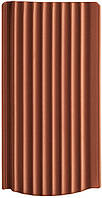 Creaton Profil Biber (профильная бобровка) медно красный ангоб, фото 1