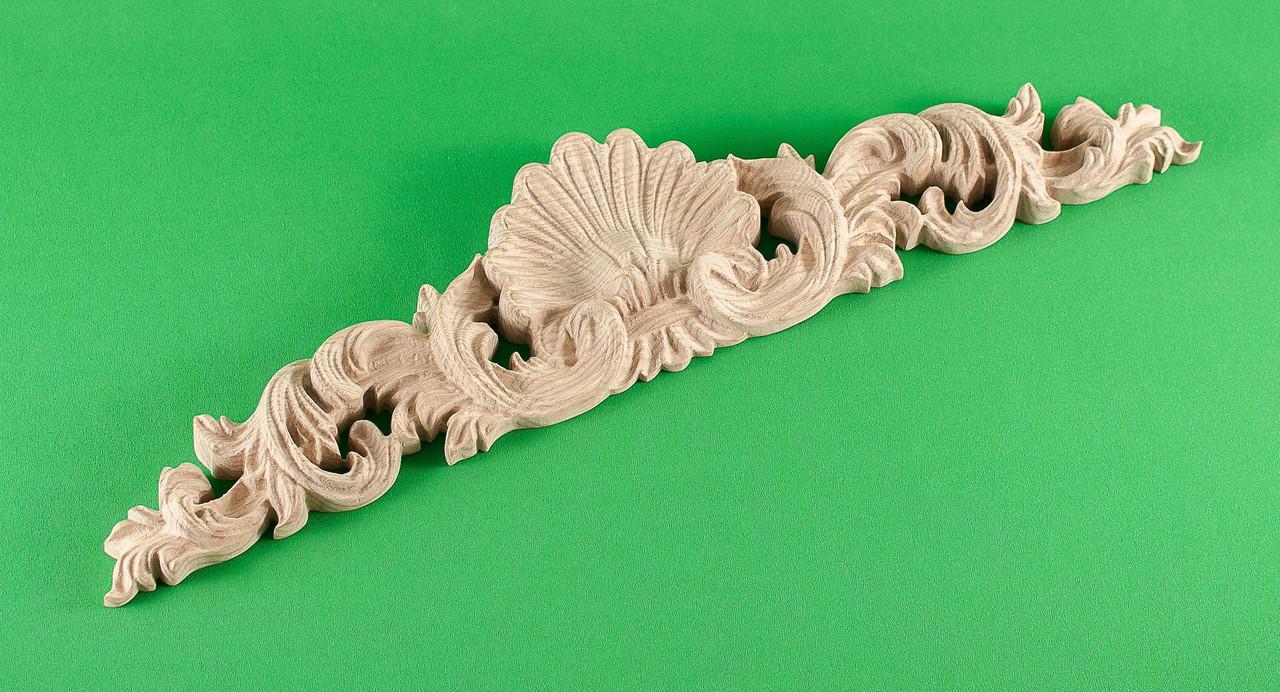 Код КОР1. Деревянный резной декор для мебели. Короны