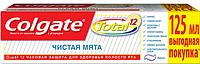 Зубная паста Colgate Total 12 Чистая Мята 125 мл