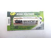 Батарейка GP 12V Вольт 23AE Alkaline щёлочная MN21 v23ga a23