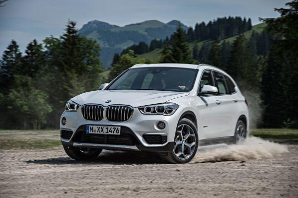 Диски и шины на BMW X1 F 48
