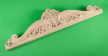 Код КОР5. Деревянный резной декор для мебели. Короны