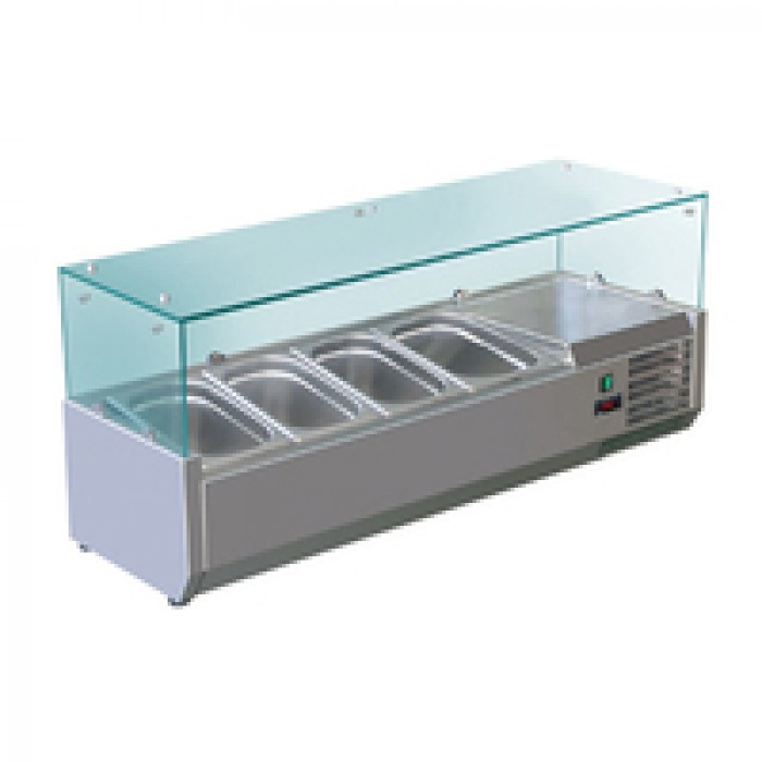 Витрина холодильная для начинки Cooleq VRX 1200/380