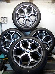"""Колеса 18"""" на BMW X1 F48 , 569 style"""