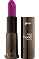 Губная помада p2 FULL COLOR lipstick № 210 report obsession