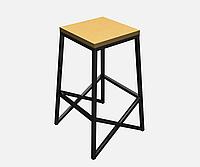 Барный стул лофт в кафе
