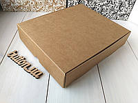 Коробка крафт 200/240/50мм